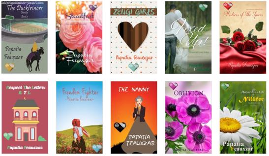 feauxzar books